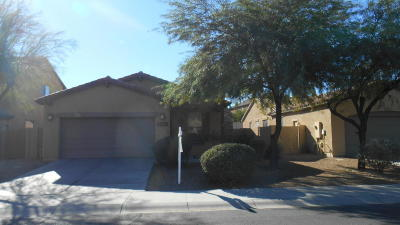 Goodyear Rental For Rent: 18381 W Paseo Way