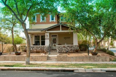 Buckeye Single Family Home For Sale: 21110 W Prospector Way