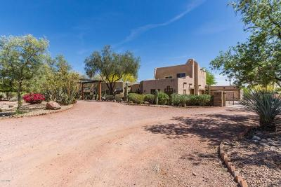 Gold Canyon AZ Single Family Home For Sale: $800,000