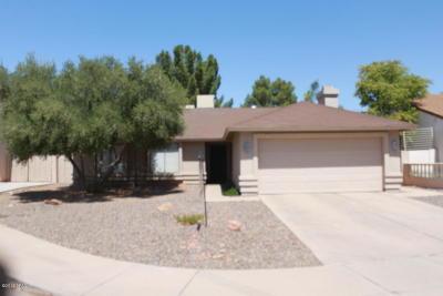Phoenix Rental For Rent: 2529 N 89th Avenue