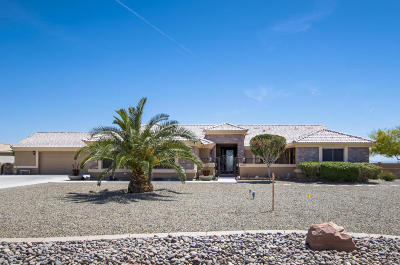 Casa Grande Single Family Home For Sale: 6433 N Bel Air Road