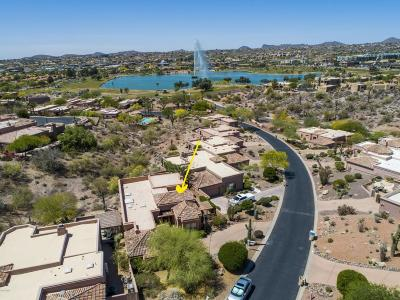 Fountain Hills Single Family Home For Sale: 17309 E Alta Loma