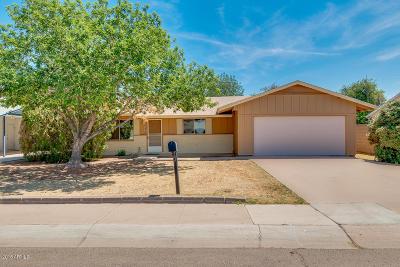 Single Family Home For Sale: 131 S Sahuaro Drive