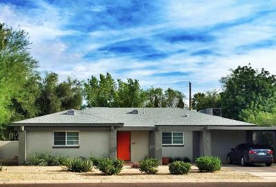 Phoenix Single Family Home For Sale: 4045 E Earll Drive