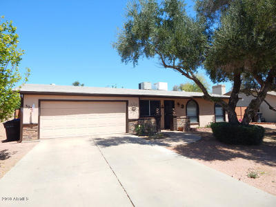 Mesa Single Family Home For Sale: 3038 E Caballero Street