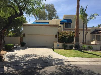 Phoenix Single Family Home For Sale: 9433 S 47th Place