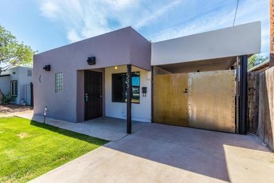 Phoenix Single Family Home For Sale: 1533 E Sheridan Street