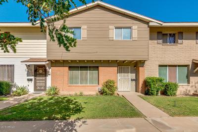 Phoenix Condo/Townhouse For Sale: 1542 W Campbell Avenue