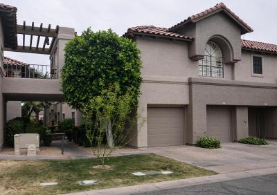 Scottsdale Condo/Townhouse For Sale: 10017 E Mountain View Road #1054
