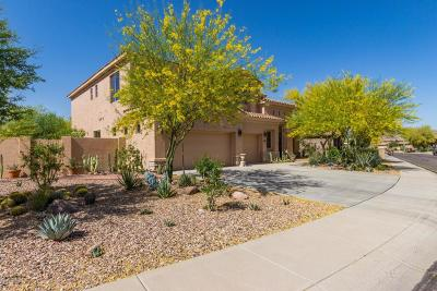 Gold Canyon Single Family Home For Sale: 7453 E Cliff Rose Trail