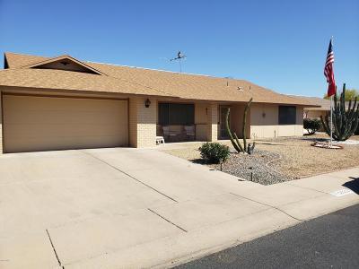 Sun City West Rental For Rent: 12602 W Keystone Drive