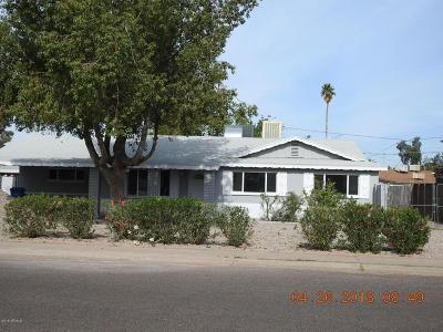 Phoenix Single Family Home For Sale: 3326 W Larkspur Drive