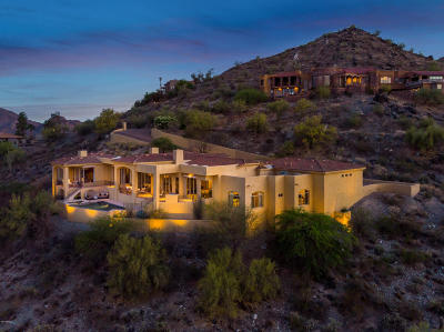 Paradise Valley Single Family Home For Sale: 4724 E White Drive
