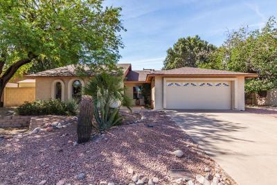 Mesa Single Family Home For Sale: 2609 E Fairfield Street