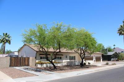 Phoenix Single Family Home For Sale: 3234 E Glenrosa Avenue