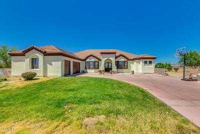 Buckeye Single Family Home For Sale: 30504 W Portland Street