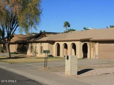 Tempe Single Family Home For Sale: 2025 E Magdalena Drive