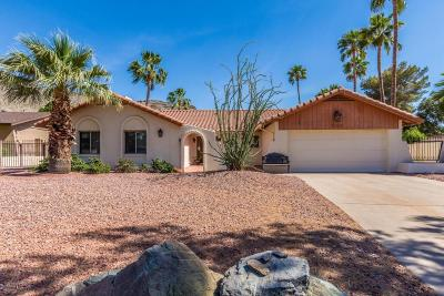 Phoenix Single Family Home For Sale: 2303 E Orangewood Avenue