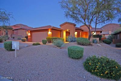 Scottsdale Single Family Home For Sale: 11475 E Helm Drive