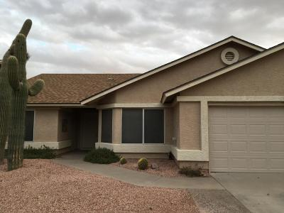 Mesa Single Family Home UCB (Under Contract-Backups): 6443 E Nance Street