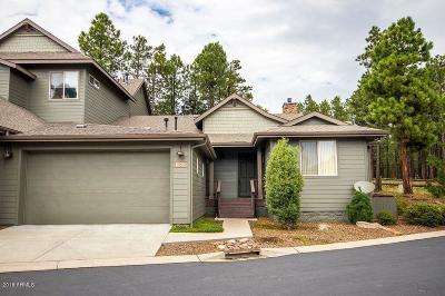 Flagstaff Condo/Townhouse For Sale: 3765 S Brush Arbor