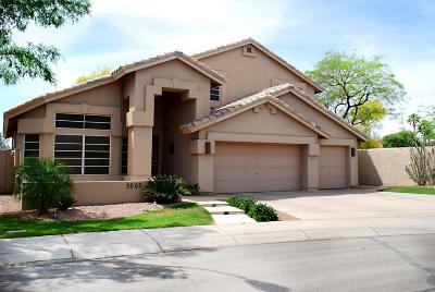 Phoenix Single Family Home For Sale: 3003 E Wildwood Drive