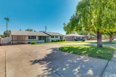 Phoenix Single Family Home For Sale: 1015 W Missouri Avenue