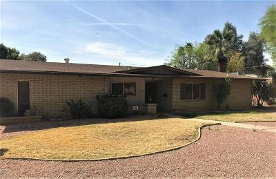 Phoenix Single Family Home For Sale: 3517 E Oregon Avenue