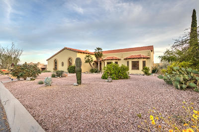 Fountain Hills Single Family Home For Sale: 15103 E Mustang Drive