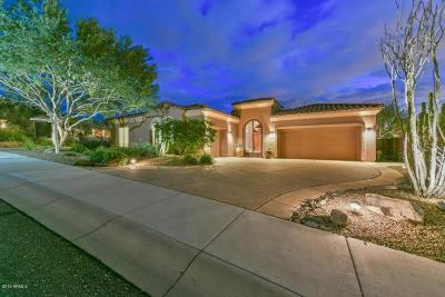 Scottsdale Single Family Home For Sale: 11365 E Greenway Road