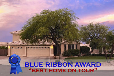 Glendale AZ Single Family Home For Sale: $424,900