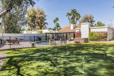 Scottsdale Single Family Home For Sale: 8926 N 87th Court