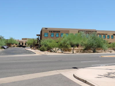 Scottsdale Commercial Lease For Lease: 7400 E Pinnacle Peak Road #100