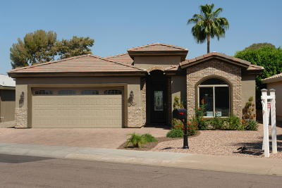 Mesa Single Family Home For Sale: 5812 E Hermosa Vista Drive