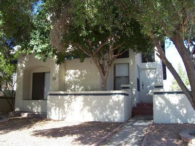 Single Family Home For Sale: 1535 N Horne Road #69
