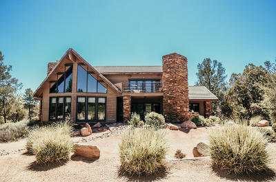 Payson Single Family Home For Sale: 1000 N Scenic Drive