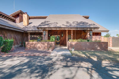 Mesa Single Family Home For Sale: 1525 N Gentry Circle