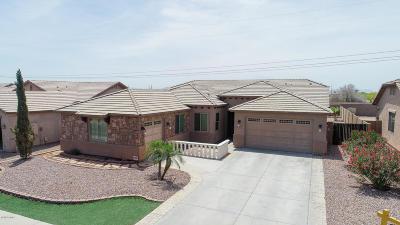 Buckeye Single Family Home For Sale: 22839 W Hopi Street