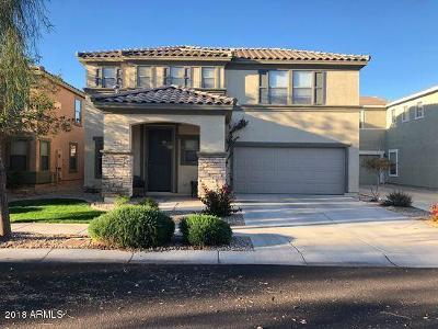 Surprise Single Family Home For Sale: 18518 W Valerie Drive