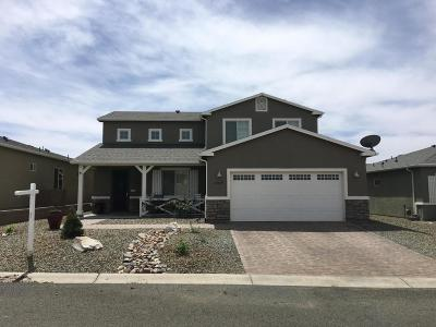 Dewey, Humboldt Single Family Home For Sale: 13009 E Gonzalez Street