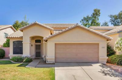 Chandler Single Family Home For Sale: 2172 W Myrtle Drive