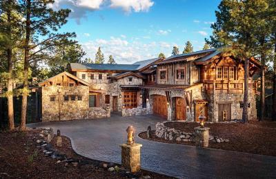 Flagstaff Single Family Home For Sale: 2558 E La Serena Drive #Lot 272