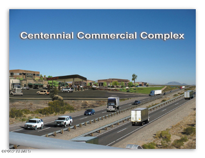 Tonopah Residential Lots & Land For Sale: I-10 75e