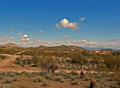Queen Creek AZ Residential Lots & Land For Sale: $109,000