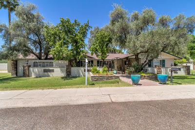 Phoenix Single Family Home For Sale: 7540 N 7th Avenue