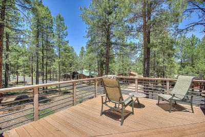 Flagstaff Single Family Home For Sale: 5757 Griffiths Spring