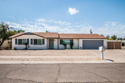 Single Family Home For Sale: 3101 E Mescal Street