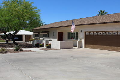 Phoenix Single Family Home For Sale: 3234 E Glenrosa Avenue