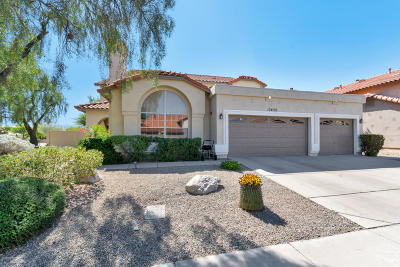 Scottsdale Single Family Home For Sale: 13450 N 94th Place
