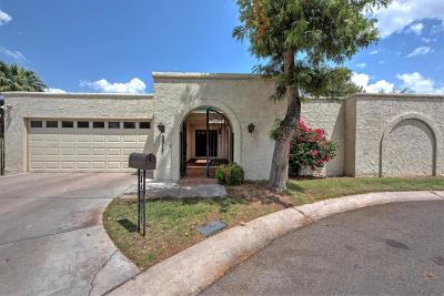 Scottsdale Condo/Townhouse For Sale: 2517 N 61st Street